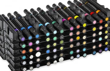 Наборы маркеров Prismacolor