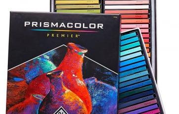 Наборы пастели Prismacolor NuPastel