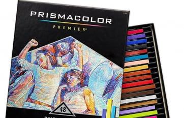 Наборы брусочков Prismacolor Art Stix
