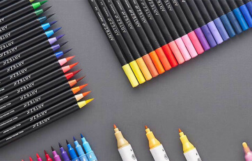 Наборы маркеров и линеров Arteza