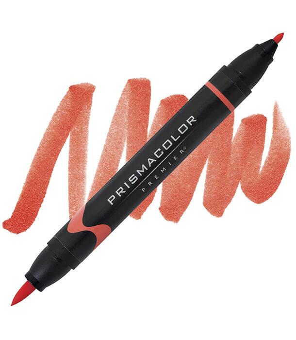 Двухсторонний маркер Prismacolor Premier 013 Poppy Red