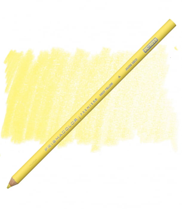 Карандаш Prismacolor Premier PC1011 Deco Yellow
