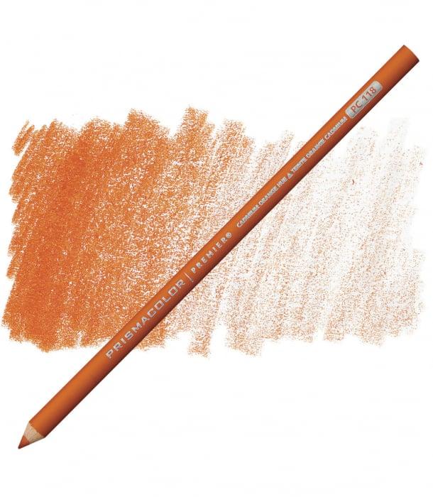 Карандаш Prismacolor Premier PC118 Cadmium Orange Hue
