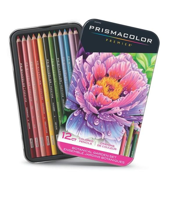 Набор карандашей Prismacolor Premier Botanical Garden (12 штук)