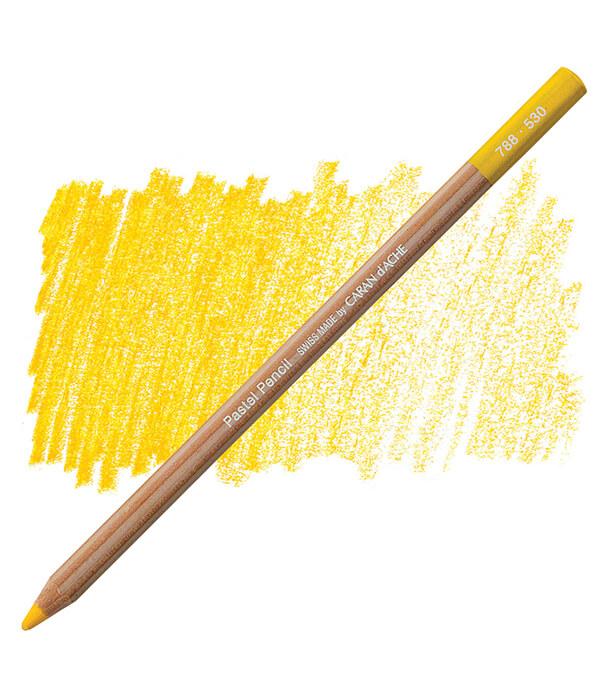 Карандаш Caran D'ache Pastel Pencil 530 Gold Cadmium Yellow