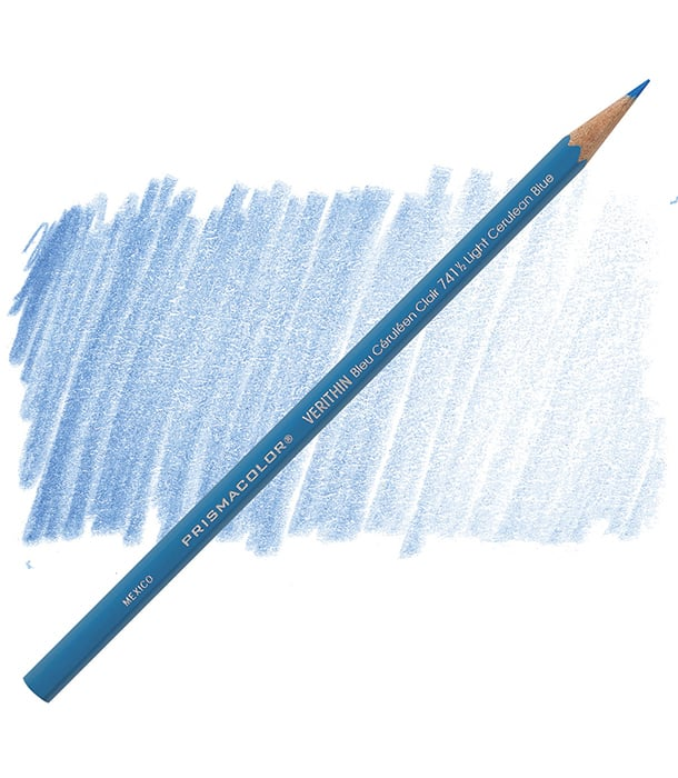 Карандаш Prismacolor Verithin 741.5 Light Cerulean Blue