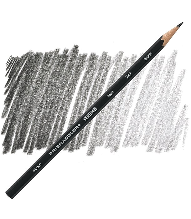 Карандаш Prismacolor Verithin 747 Black