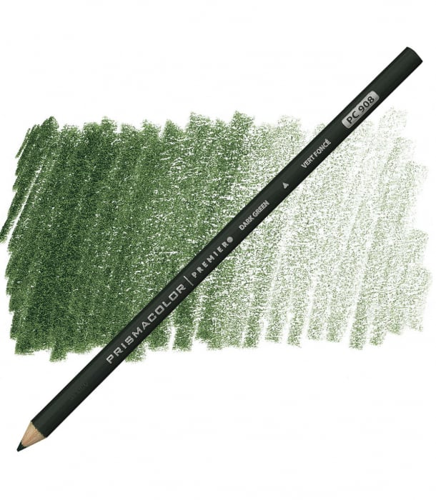 Карандаш Prismacolor Premier PC908 Dark Green