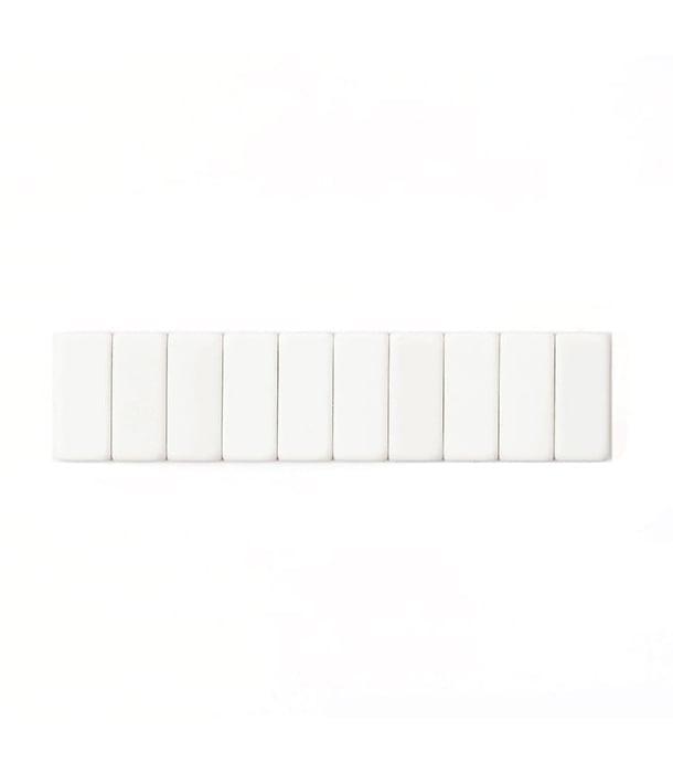 Запасной набор ластиков Blackwing Erasers (белые)
