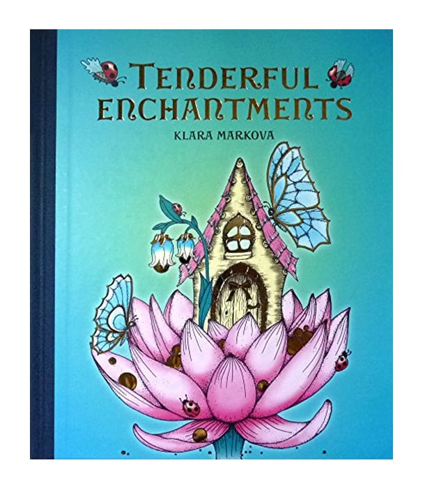 Раскраска Tenderful Enchantments от Klara Markova