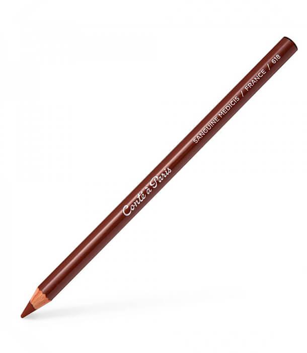Карандаш Conté à Paris Sketching Pencil Sanguine Medicis