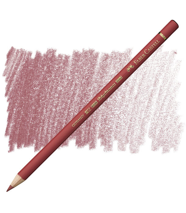 Карандаш Faber-Castell Polychromos 191 Pompeian Red