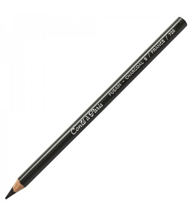 Угольный карандаш Conté à Paris Fusain Charcoal B