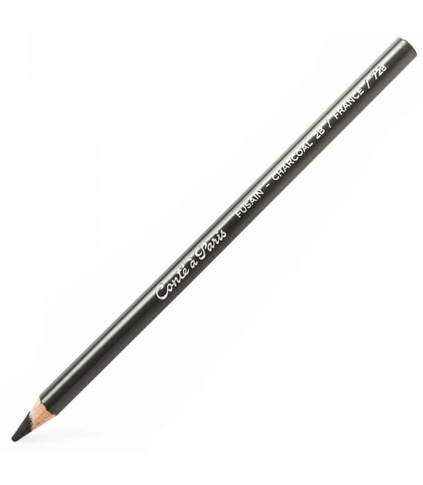 Угольный карандаш Conté à Paris Fusain Charcoal 2B