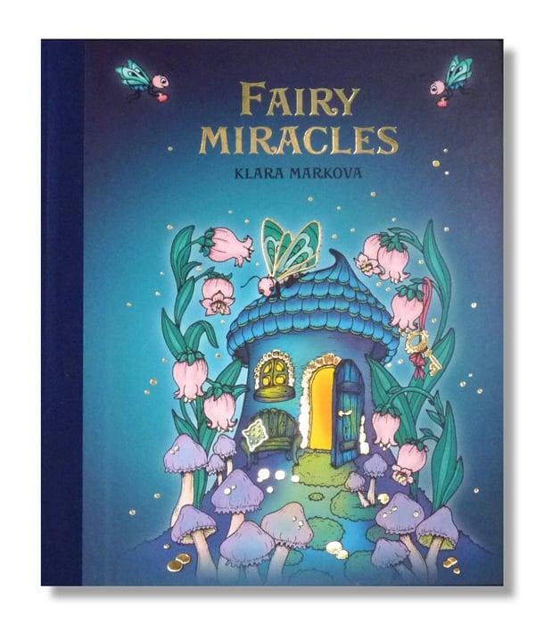 Раскраска Fairy Miracles от Klara Markova