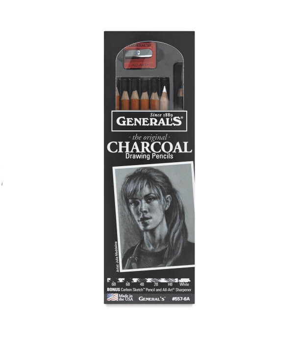 Набор General's Pencil Kit, Set of 8