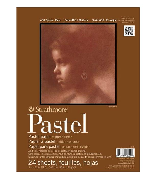 Альбом Strathmore Series 400 Pastel 9 × 12