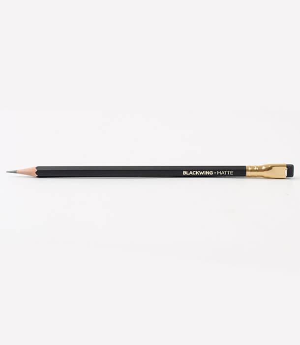 Набор карандашей Blackwing Matte