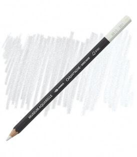 Акварельный карандаш Caran D'Ache Museum Aquarelle 001 White