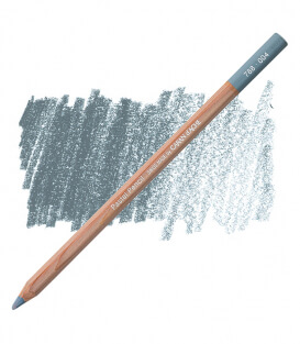 Карандаш Caran D'ache Pastel Pencil 004 Steel Gray