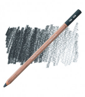 Карандаш Caran D'ache Pastel Pencil 008 Grayish Black