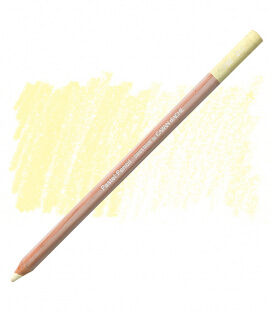 Карандаш Caran D'ache Pastel Pencil 011 Pale Yellow