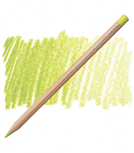 Карандаш Caran d'Ache Luminance 015 Olive Yellow