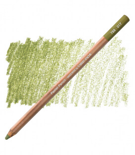 Карандаш Caran D'ache Pastel Pencil 017 Light Reseda