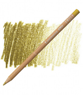 Карандаш Caran d'Ache Luminance 025 Green Ochre