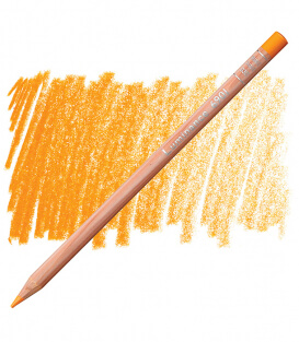 Карандаш Caran d'Ache Luminance 030 Orange