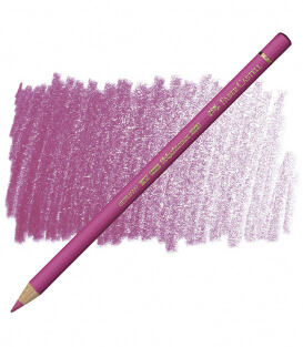Карандаш Faber-Castell Polychromos 128 Light Purple Pink