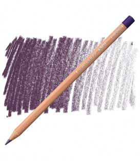 Карандаш Caran d'Ache Luminance 129 Violet Brown