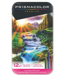 Набор карандашей Prismacolor Premier Landscape (12 штук)