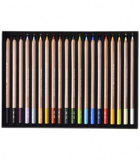 Пастельные карандаши Caran D'ache Pastel Pencils (20 штук)