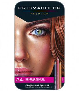 Набор карандашей Prismacolor Premier Portrait Set (24 штуки)