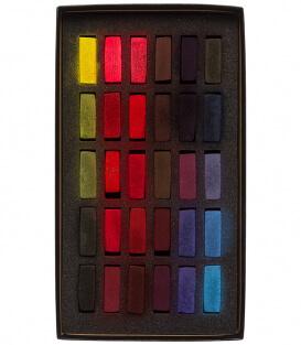 Пастель Terry Ludwig Soft Pastels - Intense Darks I (30 штук)