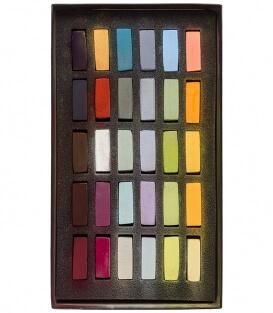 Пастель Terry Ludwig Soft Pastels - Liz Haywood-Sullivan Landscape (30 штук)