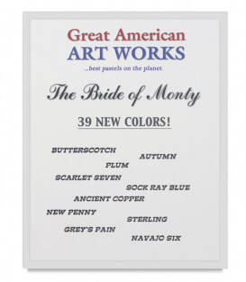 Пастель Great American Art Works Bride of Monty (39 штук)