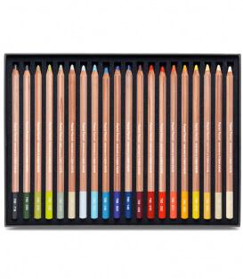 Пастельные карандаши Caran D'ache Pastel Pencils (40 штук)
