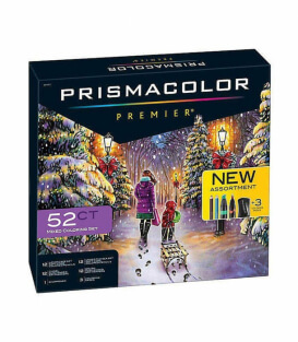 Набор Prismacolor Premier Mixed Coloring Set (52 штуки)
