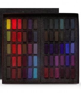 Пастель Terry Ludwig Soft Pastels - Intense Darks (60 штук)