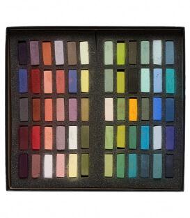 Пастель Terry Ludwig Soft Pastels - Southeast Landscape Marsha Savage (60 штук)