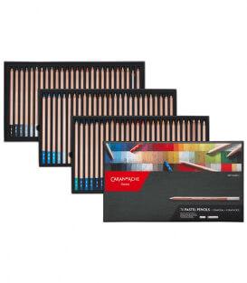 Пастельные карандаши Caran D'ache Pastel Pencils (76 штук)