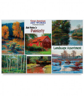 Пастель Great American Art Works Bob Rohm Painterly (78 штук)
