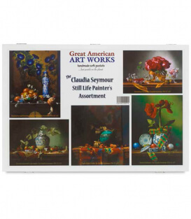 Пастель Great American Art Works Claudia Seymour Still Life Painter (78 штук)