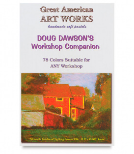 Пастель Great American Art Works Dawson Workshop (78 штук)