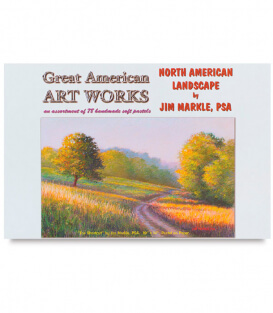 Пастель Great American Art Works Markle American Landscape (78 штук)