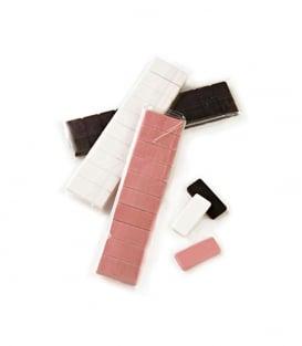 Запасной набор ластиков Blackwing Erasers (черные)