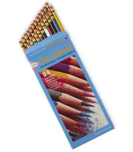 Набор карандашей Prismacolor Col-Erase (24 штуки)
