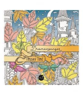 Раскраска Dromenvanger от Tomislav Tomic (изд. BBNC Uitgevers Нидерланды)